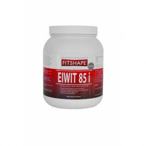 Fitshape Eiwit 85% Vanille 400gr