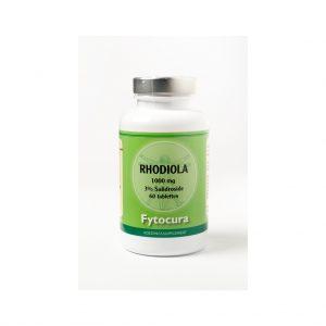 Fytocura Rhodiola 1000mg Tabletten 60st
