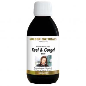 Golden Naturals Keel & Gorgel Elixer