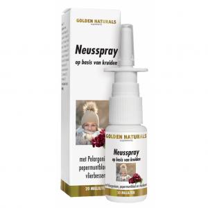 Golden Naturals Neusspray