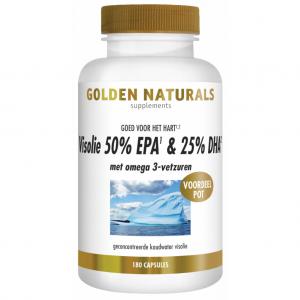Golden Naturals Visolie 50% EPA & 25% DHA Capsules