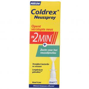 Hot Coldrex Neusspray