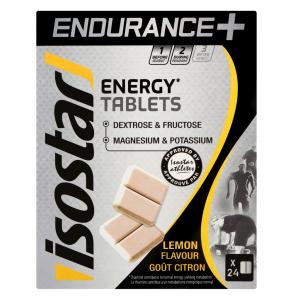 Isostar Endurance+ Energy Tablets Lemon 96gr