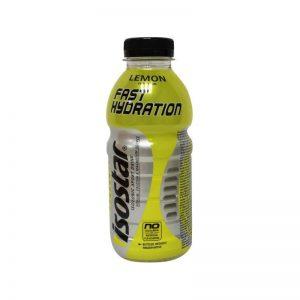 Isostar High Energy Vloeibaar Lemon 500ml