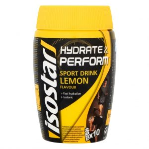 Isostar Poeder Hydrate & Perform Lemon