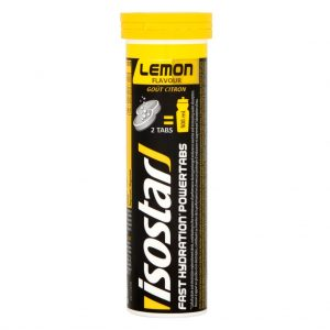 Isostar Powertabs Lemon