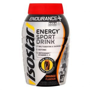 Isostar Pro Long Energy Orange