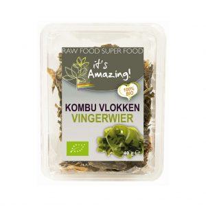 Its Amazing Kombu Vlokken Vingerwier
