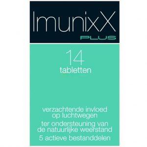 IxX ImunixX Plus Tabletten 14st