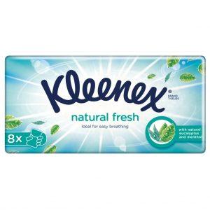 Kleenex Zakdoeken Natural Fresh