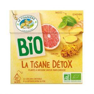 La Tisane Detox Thee Bio