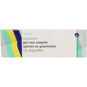 Leidapharm Ibuprofengel 5%