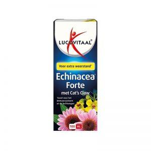 Lucovitaal Echinacea Forte met Cat's Claw Druppels
