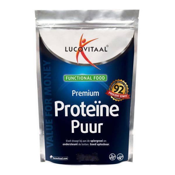 Lucovitaal Premium Proteïne Puur Poeder