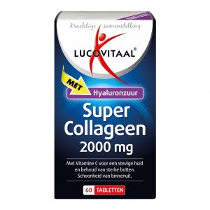 Lucovitaal Super Collageen 2000mg Tabletten