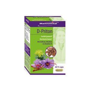 MannaVital D-Priton Capsules
