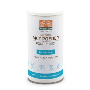 Mattisson HealthStyle MCT Poeder Coconut Pure