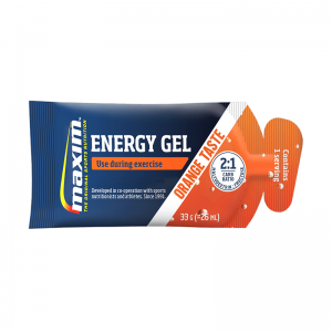 Maxim Energy Gel Orange Taste