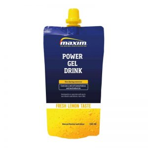 Maxim Power Gel Drink Lemon