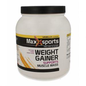Maxx Sports Weight Gainer Vanille