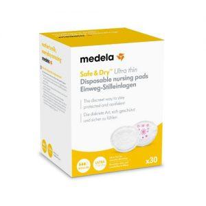 Medela Disposable Zoogkompressen Extra Thin
