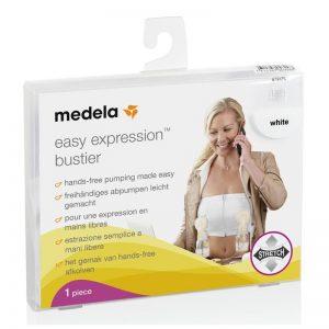 Medela Easy Expression Bustier Wit M