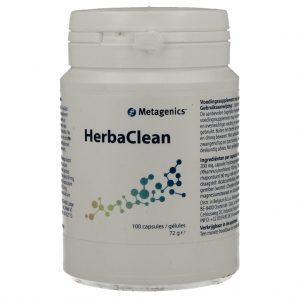 Metagenics HerbaClean Capsules