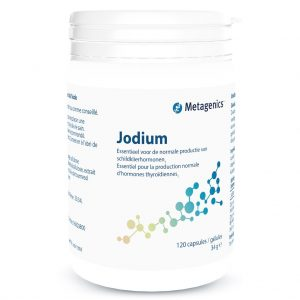 Metagenics Jodium Capsules
