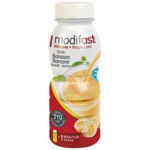 Modifast Intensive Drink Banaan