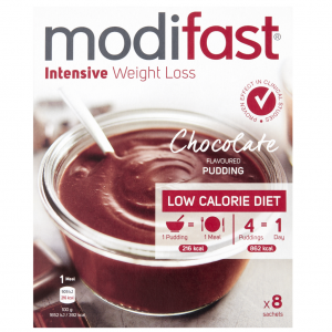 Modifast Intensive Weight Loss Pudding Chocolate