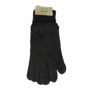 Naproz Thermo Handschoenen Zwart Maat S/M 1 Paar
