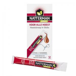 Natterman Voor Alle Hoest Liquid Sticks