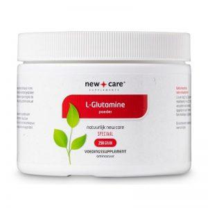 New Care L-Glutamine Poeder