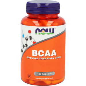 NOW BCAA Capsules