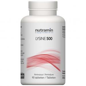 Nutramin Lysine 500 Tabletten