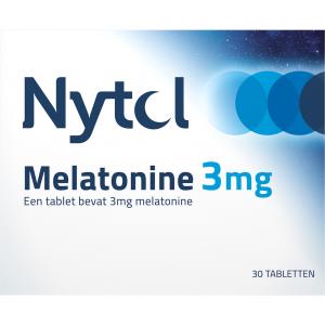 Nytol Melatonine 3mg Tabletten
