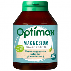 Optimax Magnesium Tabletten
