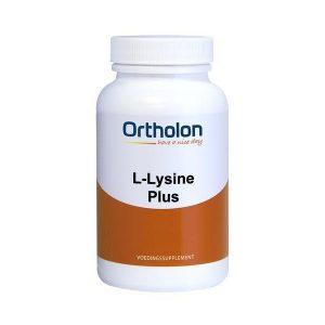 Ortholon L-Lysine Plus Capsules 60st