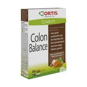 Ortis Colon Balance Tabletten