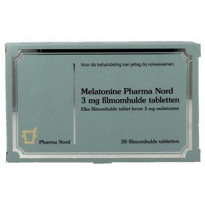 Pharma Nord Melatonine 3mg Tabletten