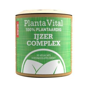 Plantavital Bio-Actief B-Complex Capsules