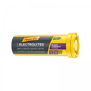 PowerBar 5 Electrolytes Black Currant Bruistabletten