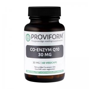 Proviform Co-enzym Q10 30mg Capsules