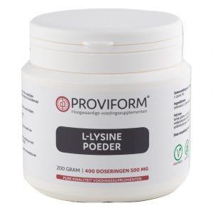 Proviform L-Lysine Poeder HCl