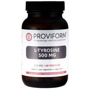 Proviform L-Tyrosine 500 mg Vegicaps