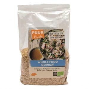 Puur Rineke Whole Food Quinoa