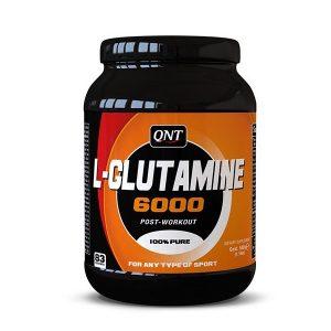 Qnt L-Glutamine 6000 Poeder 500gr