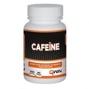 Qwin Cafeine Tabletten
