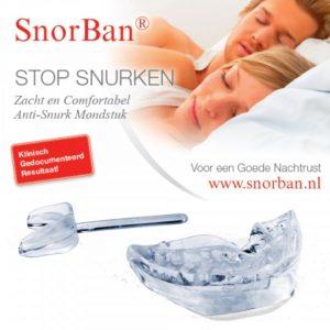 Snorban Anti-Snurk Beugel