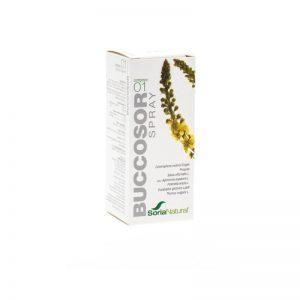 Soria Natural Buccosor Keel & Mondspray 30ml
